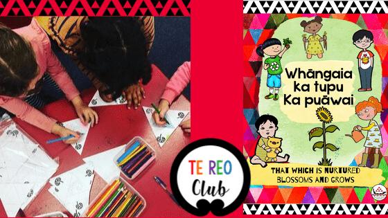Māori language for kids
