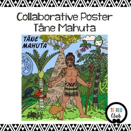 collaborative poster tane mahuta